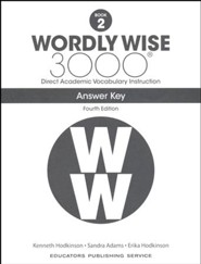 Wordly Wise 3000 Book 2 Student Edition (4th Edition