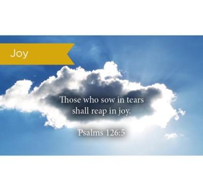 scripture cards joy psalms