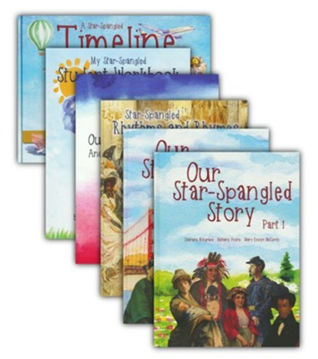 Our Star-Spangled Story Curriculum Package  5th grade curriculum