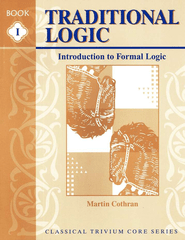 Traditional Logic 1- Introduction to Formal Logic