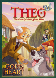 Theo: God's Heart, DVD   -
