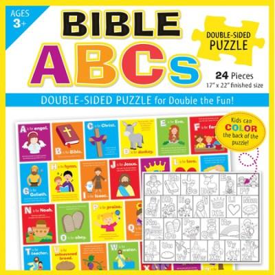 Christian ABC kids puzzle