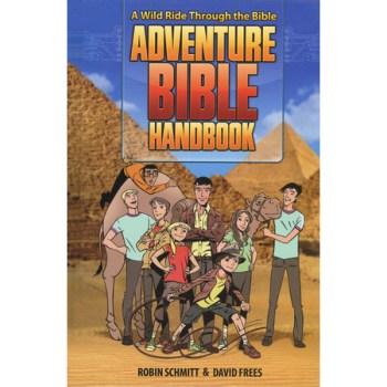 Adventure Bible Handbook Kids