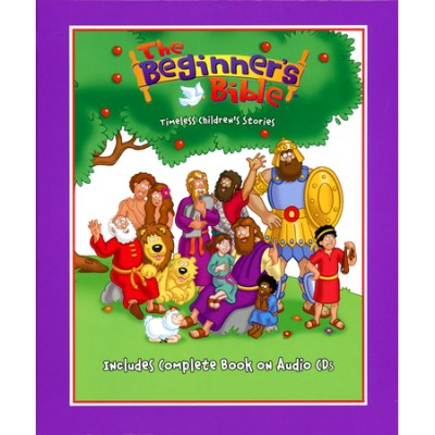 Beginner's Bible and DVD for Kids