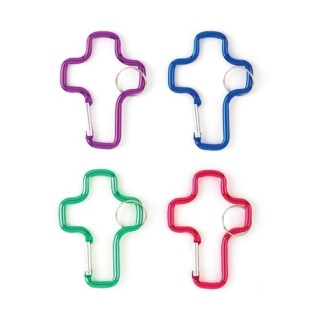 Cross Clip key chain 12
