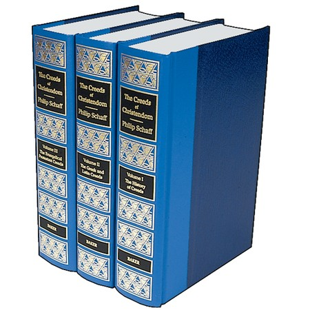 82323: Creeds of Christendom, 3 Volumes