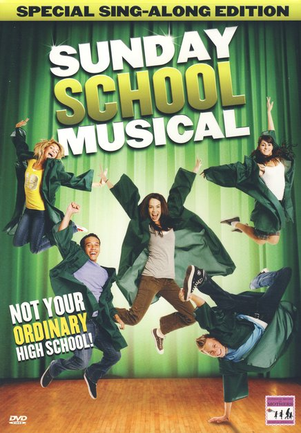 Sunday School Musical, DVD