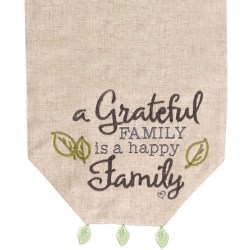 Family Table Runner