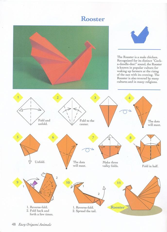How To Make Origami Animals : origami, animals, Origami, Animals:, Montroll:, 9780486781624, Christianbook.com