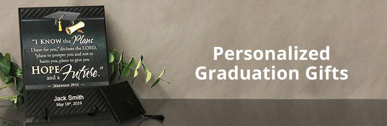 personalized christian graduation gifts