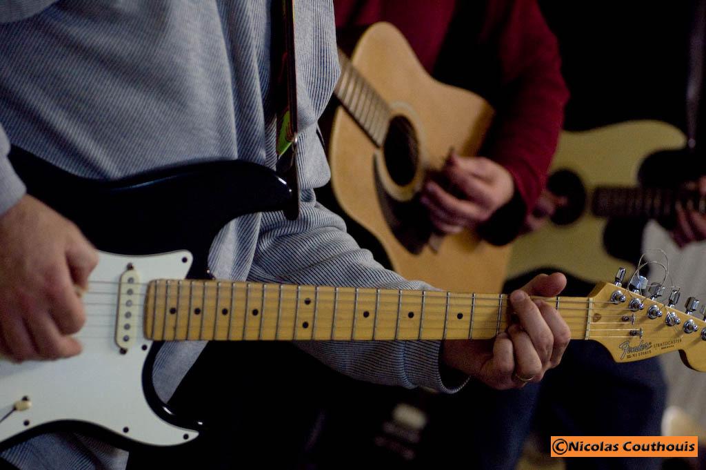 Guitares !