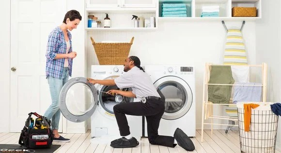 Appliance repair from Best Buy