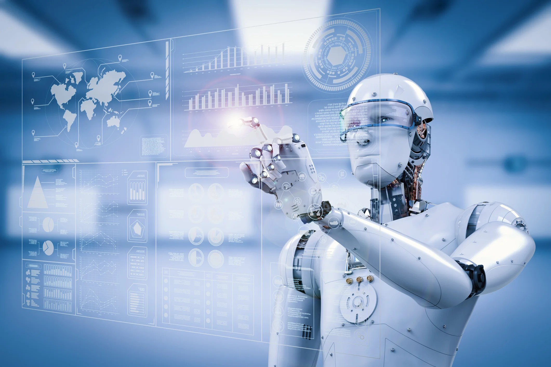 3 robotics stocks to