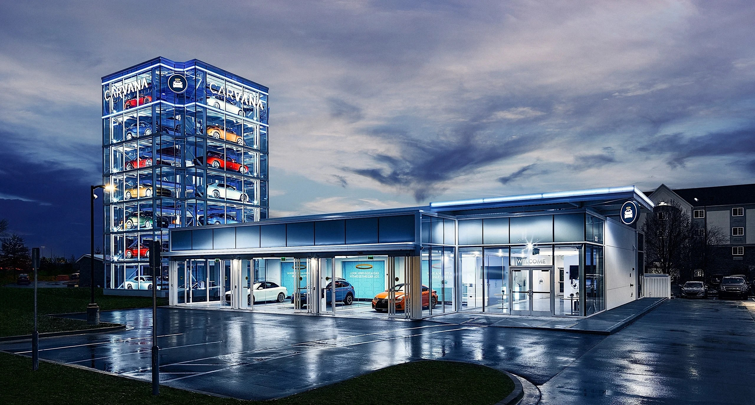 Why Carvana S Car Vending Machine Is More Than Just A