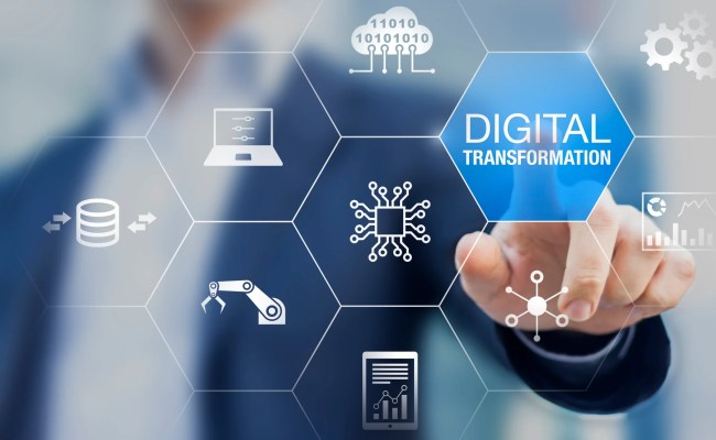 4 Stocks Cashing In On The Digital Transformation Gold
