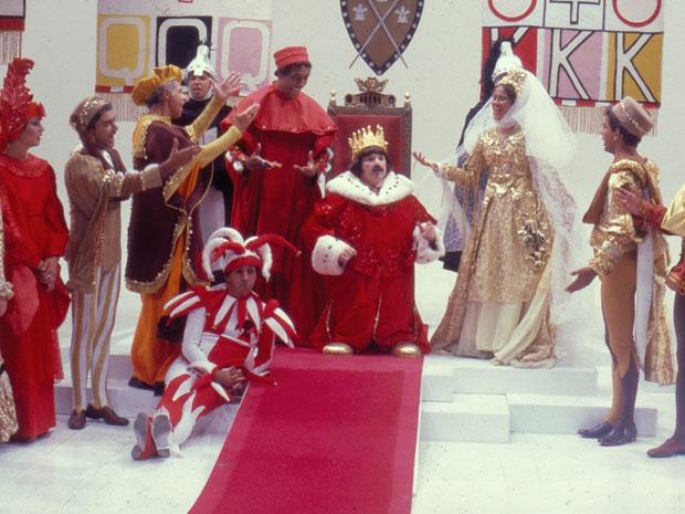Resultado de imagem para Sois rei! Sois rei! Sois rei!