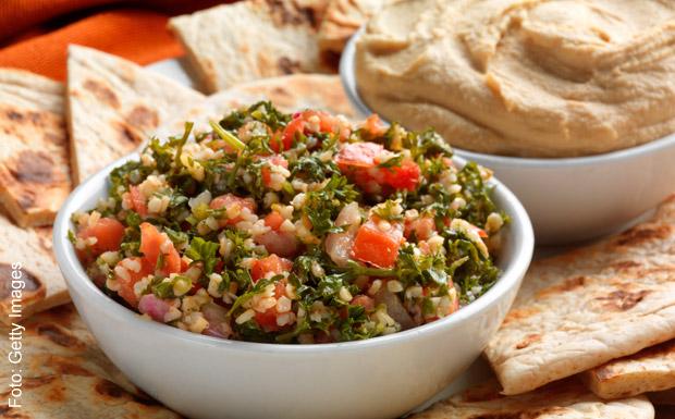 Receitas da culinria turca  GNT