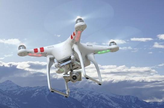 PK大疆 安德森要造無人機界的安卓 -百家號