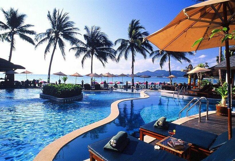 Chaba Cabana Beach Resort Spa In Chaweng Beach Starting