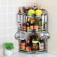 Kitchen Corner Shelf Ninja System Pulse 冠品厨房置物架设计 冠品厨房置物架收纳 冠品厨房置物架推荐 店 淘宝海外 厨房角架