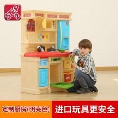 American Plastic Toys Custom Kitchen Faucets Costco Step2厨房推荐 Step2厨房哪里买 Step2厨房批发 Diy 淘宝海外 美国塑料玩具定制厨房