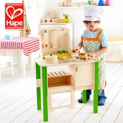 Hape Kitchen Cabinet Spice Rack 德国hape厨房推荐 德国hape厨房哪里买 德国hape厨房批发 Diy 淘宝海外 Hape厨房