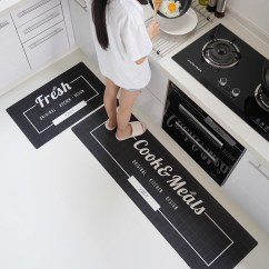 Ikea Kitchen Rugs Remodeling Software 浴室地毯宜家价格 浴室地毯宜家好用吗 浴室地毯宜家推荐 用途 淘宝海外 北欧宜家厨房地垫防滑防油家用垫子防水耐脏长条脚