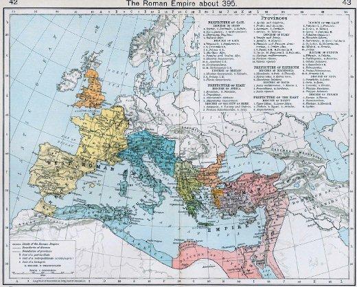 文明進化的軌跡(九)----羅馬帝國興亡及影響 - TomasTso 的部落格 - udn部落格