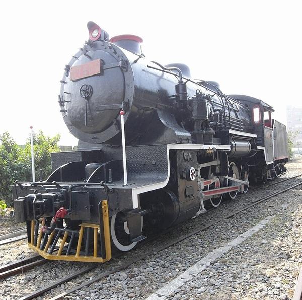 臺灣火車-蒸氣火車DT580型(1922-1932年至1980年)-DT609目前保存於高雄的打狗鐵道故事館 - 臺灣阿信部落格 - udn部落格