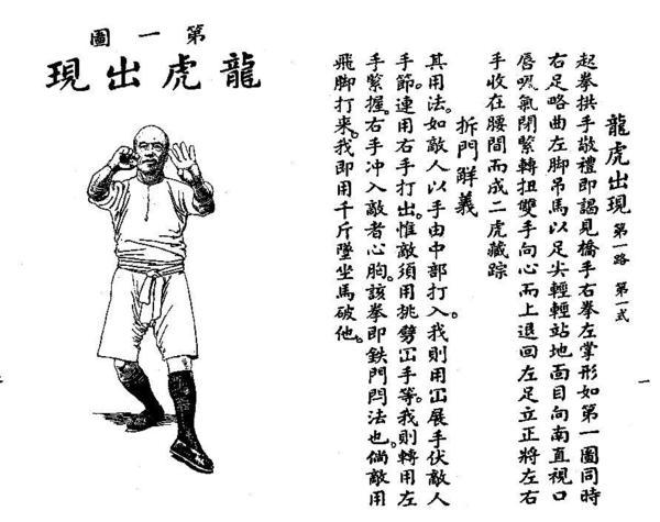 古本「虎鶴雙形拳」112 式拳譜: - 雁~《鼠年成語輯錄》 - udn部落格