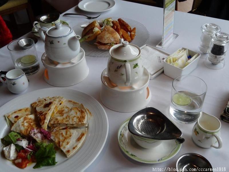 JCB晶緻卡(Precious)買一送一「秋色食尚下午茶」~再訪美麗信青庭花園 - 可蜜莉荋之二三事 - udn部落格