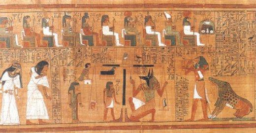 埃及學九:死者之書 - 旅人阿修的大觀世界 - udn部落格