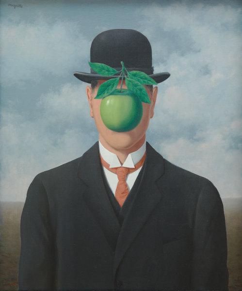 想像的無重力狀態-比利時超現實主義畫家:雷內・馬格利特 - 蒂蒂日記 - udn部落格