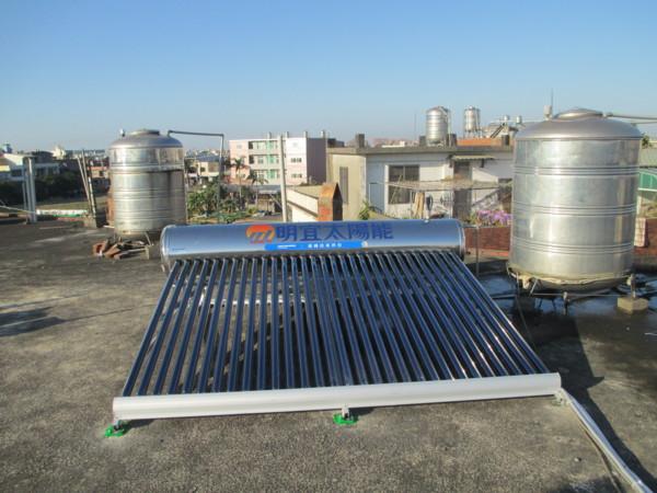 美麗、好用、省錢的恆溫型太陽能熱水器 - 臺灣節能規劃服務中心 - udn部落格