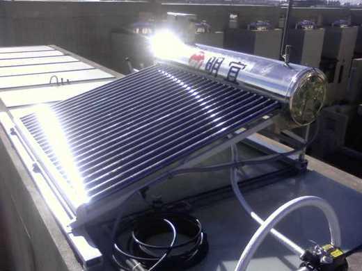 太陽能熱水器沒有恆溫是不行的 - 臺灣節能規劃服務中心 - udn部落格