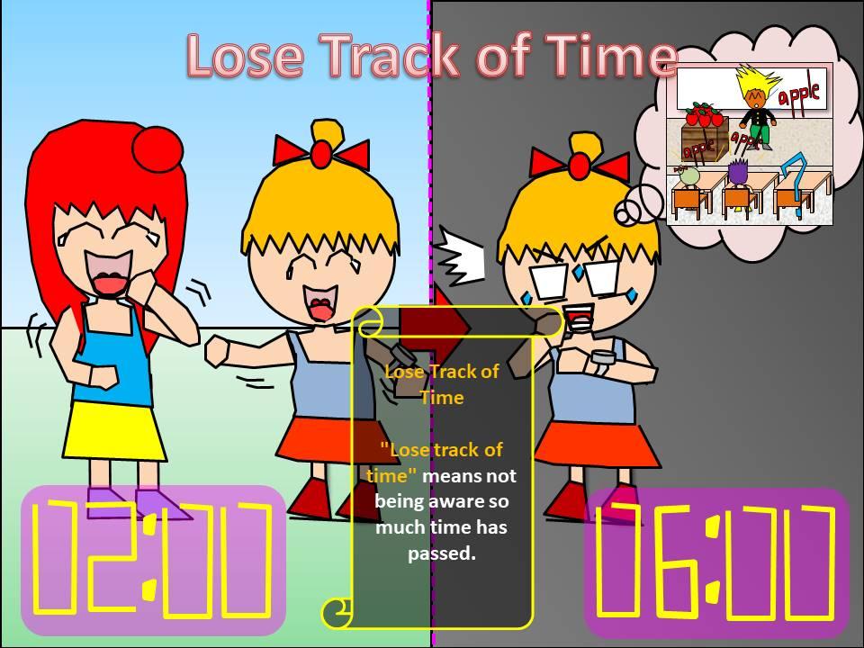 Lose Track of Time - Kenny 的部落格(小王子英文) - udn部落格