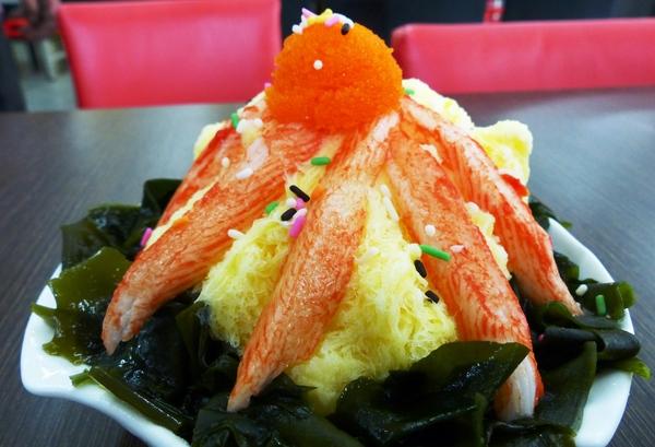 【彰化】海鮮遇上雪花冰 迸出鮮甜滋味 - 跟著記者去哪鵝 - udn部落格