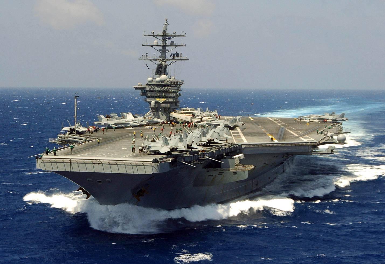 由美國福特號航空母艦看核四應趕快發電 - 何偉的部落格 - udn部落格