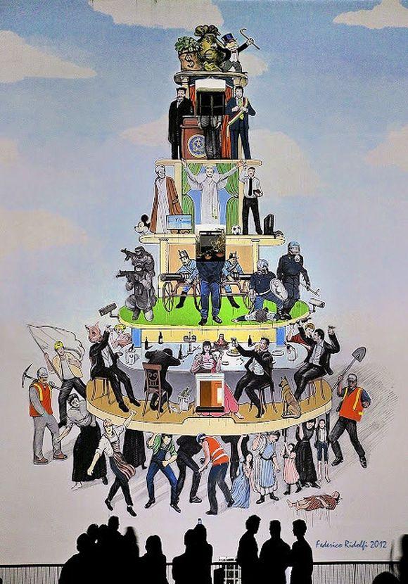 妖孽現形!!《經濟學人》公佈裙帶(權貴)資本主義排名:臺灣高居全球第八 - 心靜自然涼 - udn部落格