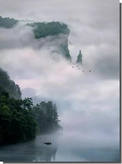 【定風波】古院老松才上月 - 大漠孤煙 - udn部落格