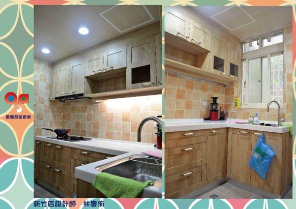 european kitchen design delta izak faucet 歐雅設計 歐洲田野風格廚房規劃設計 歐雅系統家具 隨意窩xuite日誌 201607051539
