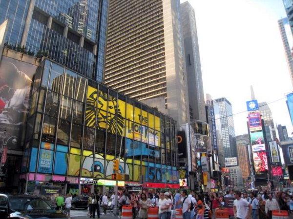 紐約百老匯音樂劇~充滿原野氣息的獅子王 - shine的幽美幻境 - udn部落格