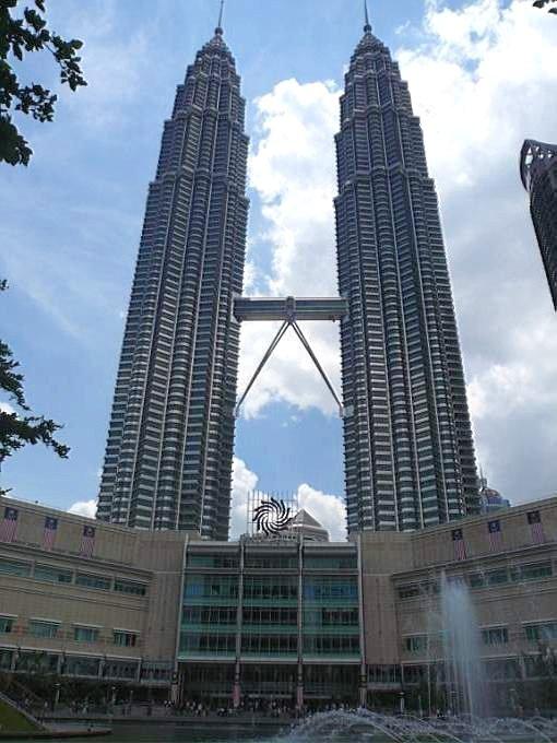 馬來西亞雙子星塔~世界第一高的雙子星塔花園廣場 (udn推薦聯合新聞網首頁) - shine的幽美幻境 - udn部落格
