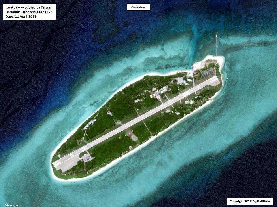 南海風雲 ---- 各國搶建島礁最新動態 (一) - stevejiau 的部落格 - udn部落格