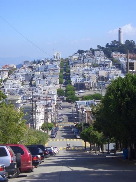 美西2500英哩自駕遊---舊金山 - 親愛的。明天再見! - udn部落格