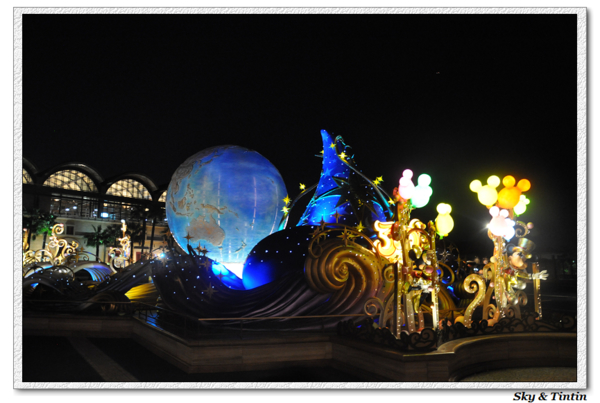 東京之旅 - 迪士尼,小孩的夢想世界...【感謝電小二推薦】 - 大觀世界,小歡人生~~ - udn部落格