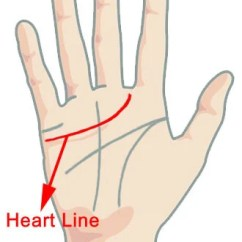 Palmistry Diagram Marriage Line Combination Switch Wiring Outet Palm Reading Heart Love Chinese The Also Called Is One Of Three Major Lines In It S Just Above Head Starting From Edge
