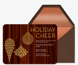 Holiday Party Invitations - Evite.com