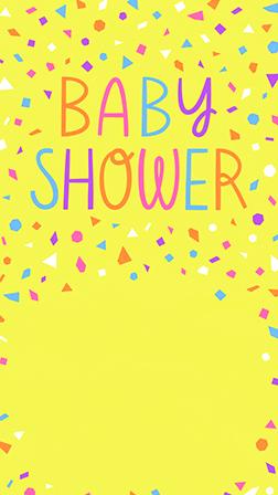 Potluck Baby Shower Invitation Template : potluck, shower, invitation, template, Shower, Invitations, Evite