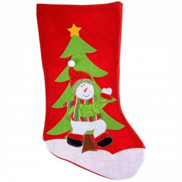 Hogyan készítsünk egy karácsonyi zokni